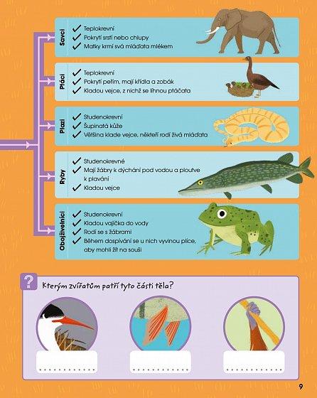 Náhled Dobrodružná výprava za poznáním: Divoká zvířata