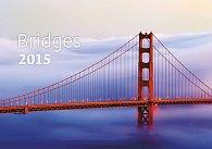 Kalendář nástěnný 2015 - Bridges