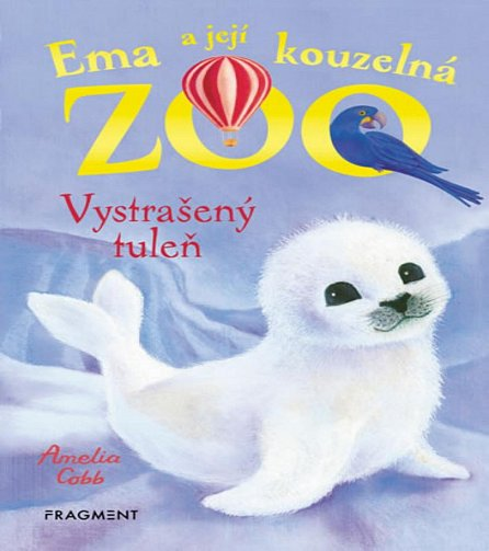 Náhled Ema a její kouzelná zoo - Vystrašený tuleň