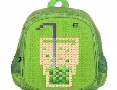 Náhled Pixie Batoh PXB-07 zelená / zelená