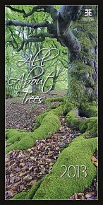 Kalendář nástěnný 2013 - All About Trees