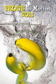 Ovoce v pohybu 2011 - nástěnný kalendář