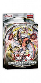 Yugioh: Cyber Dragon Revolution Structure Deck (1/8)