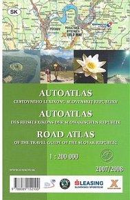 Autoatlas cestovného lexikónu Slovenskej republiky