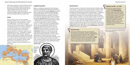 Náhled Malé kompendium křesťanských dějin
