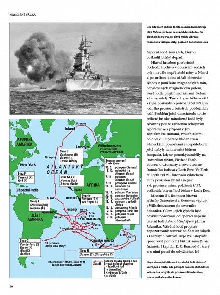 Náhled Války na moři - Od první světové války do současnosti