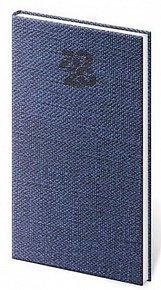 Diář 2020 - Carpet/týdenní kapesní/modrá