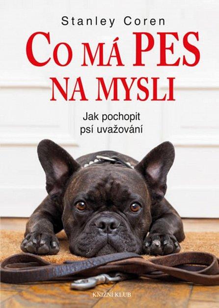 Náhled Co má pes na mysli - Jak pochopit psí uvažování