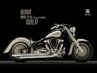 Born to be Wild 2011 - nástěnný kalendář