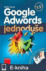 Google Adwords Jednoduše (E-KNIHA)
