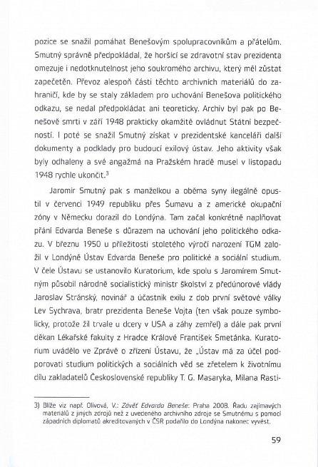 Náhled Edvard Beneš - 80 let od volby prezidentem