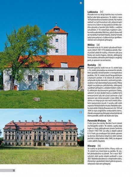 Náhled 1000 hradů, zámků a tvrzí