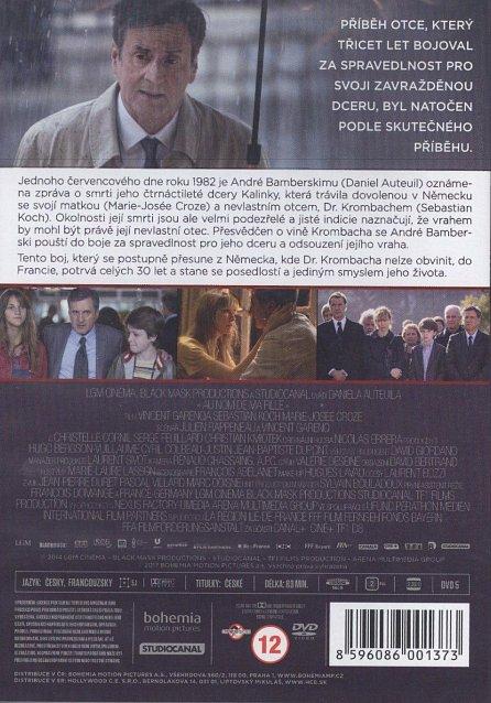 Náhled Spravedlnost pro mou dceru - DVD
