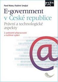 E-government v České republice - Právní a technologické aspekty