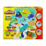 Play-Doh hrací set - nástroje