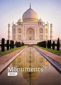 Monuments 2011 - nástěnný kalendář