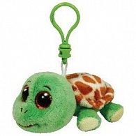Plyš očka přívěšek želva