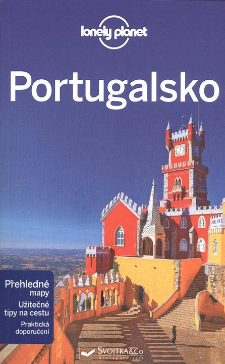 Náhled Portugalsko - Lonely Planet