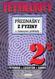 Feynmanovy přednášky z fyziky 2/3