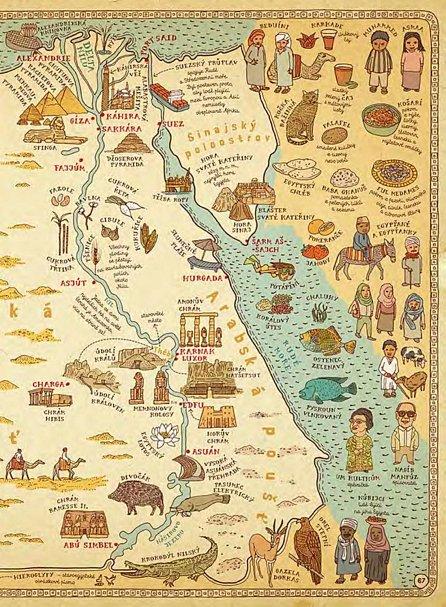 Náhled Mapy - Atlas světa, jaký svět ještě neviděl