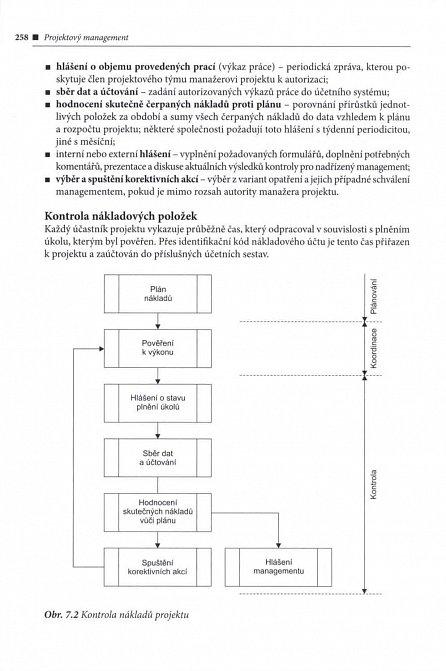 Náhled Projektový management - Systémový přístup k řízení projektů