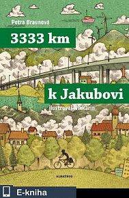 3333 km k Jakubovi (E-KNIHA)