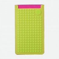 Pixel Obal na telefon Malý Fuchsiová/Jablečná zelená