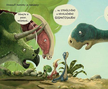 Náhled Gigantosaurus