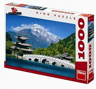 Lijang - puzzle 1000 dílků