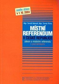 Místní referendum v České republice