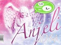 Anjeli 2014 - stolový kalendár