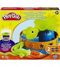 Play-Doh otáčivá želvička s výběrem vykrajovátek