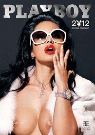 Kalendář nástěnný 2012 - Playboy