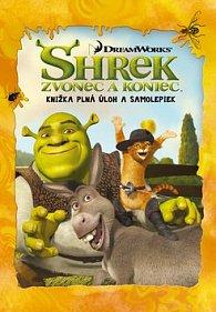Shrek 4 Knižka plná úloh a samolepiek