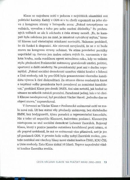 Náhled Václav Klaus - Deset let na Pražském hradě