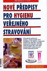 Nové předpisy pro hygienu veřejného stravování - 3.yd.