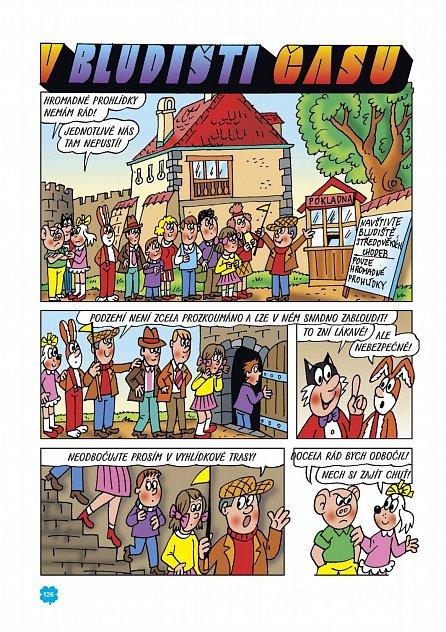 Náhled Podivuhodné příběhy Čtyřlístku