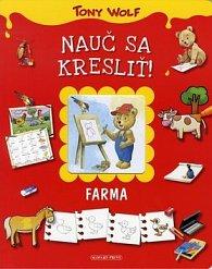 Nauč sa kresliť! Farma