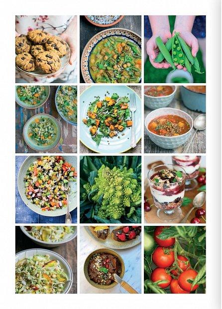 Náhled Luštěninová kuchařka se spoustou zeleniny