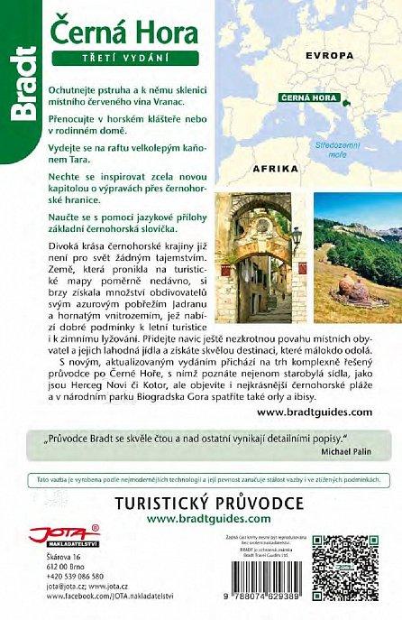 Náhled Černá Hora - Turistický průvodce