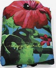 Nákupní taška skládací Tropical - Happy Spirit Design