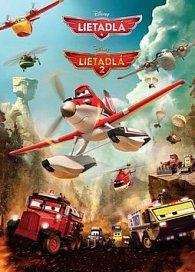 Lietadlá 2 v 1 Filmový príbeh
