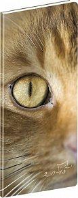 Diář 2015 - Kočky - Kapesní plánovací měsíční
