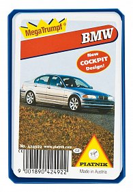 Kvarteto -  BMW  (plastová krabička)