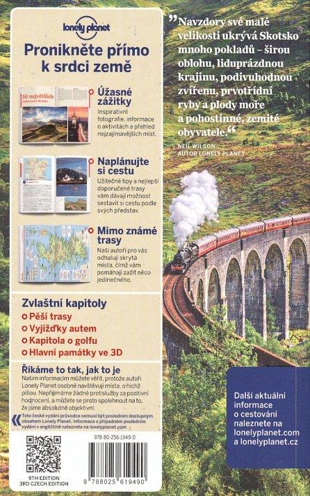 Náhled Skotsko - Lonely Planet