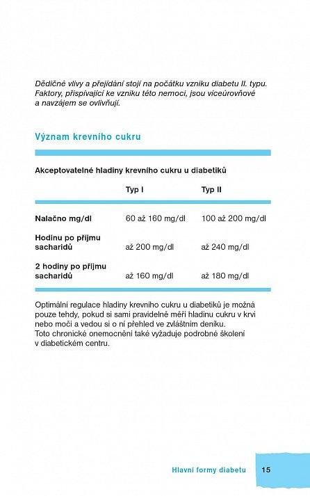Náhled Chutně pro diabetiky