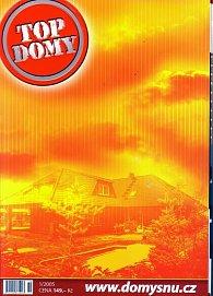 Stavebnice rodinných domů 1/2005 - TOP domy