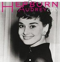 Kalendář 2013 poznámkový - Audrey Hepburn, 30 x 60 cm