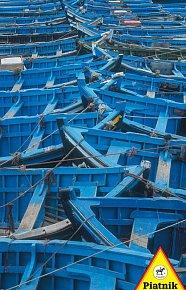 1000 d. Modré lodě