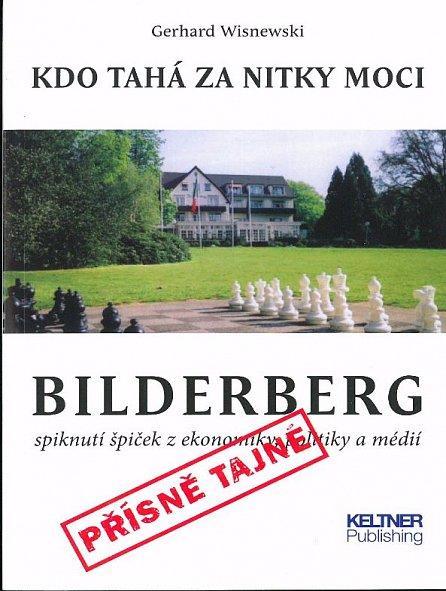 Náhled Bilderberg - Kdo tahá za nitky moci